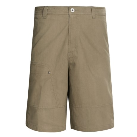 White Sierra Hell's Canyon Shorts (For Men)