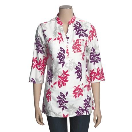 Columbia Sportswear Danforth Cay Shirt - 3/4 Sleeve (For Women)
