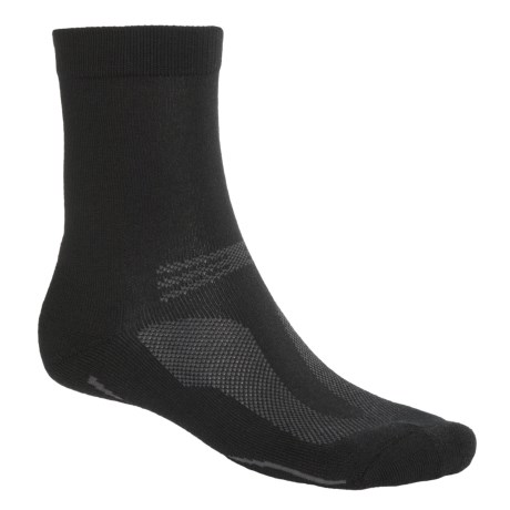 Columbia Sportswear  City Dweller Socks - Lightweight, Mini-Crew (For Men)