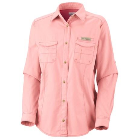 Columbia Sportswear PFG Bonehead Shirt - Long Sleeve (For Plus Size Women)