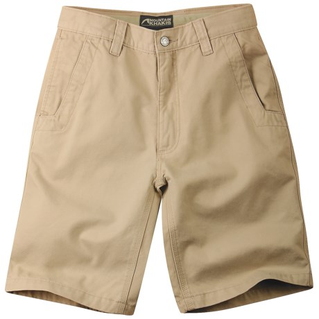 Full cut, nice fabric, gusseted crotch - Review of Mountain Khakis ...