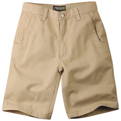 Mountain Khakis Teton Twill Shorts (For Men)