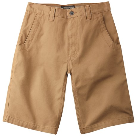 Mountain Khakis Alpine Utility Shorts (For Men)