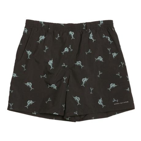 Columbia Sportswear PFG Backcast Printed Shorts - UPF 50 (For Men)