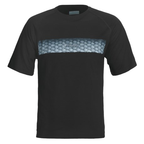 Columbia Sportswear PFG Terminal Tackle T-Shirt - UPF 50, Short Sleeve (For Men)
