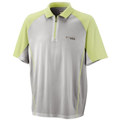 Columbia Sportswear PFG Gen 2 Freezer Polo Shirt - UPF 50 (For Men)