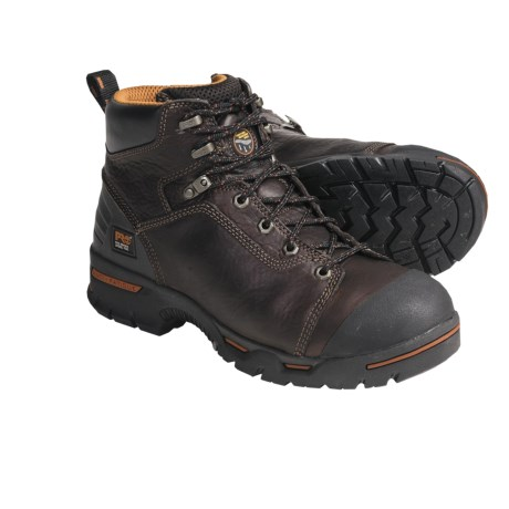 great work boot - Review of Timberland Pro Endurance Work Boots ...