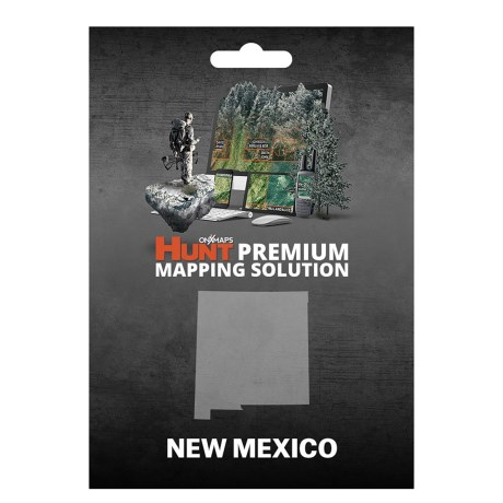 onX GPS Chip - New Mexico