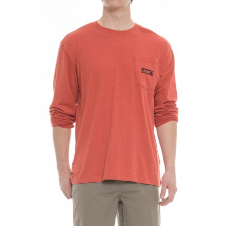 Carhartt Maddock Great Outdoors Graphic T-Shirt - Long Sleeve (For Men)