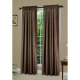 """Thermalogic Thermologic Shang Ri La Curtains - 84"""", Pole-Top, Insulated"""