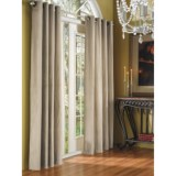 """Commonwealth Home Fashions Distinctly Home Sheffield Velour Curtains - 84"""", Grommet-Top"""