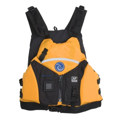 Harmony AF 7.5 Paddling PFD - USCG Approved. Type III, PVC-Free (For Men and Women)