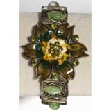 Jokara Stretch Flower Bracelet