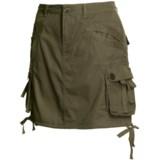 prAna Ellia Cargo Skirt - Cotton Poplin (For Women)