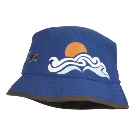 Outdoor Research Solstice Bucket Hat - UPF 30 (For Kids)