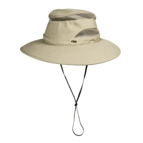 Outdoor Research Acacia Hat - UPF 50+, Organic Cotton (For Men and Women)