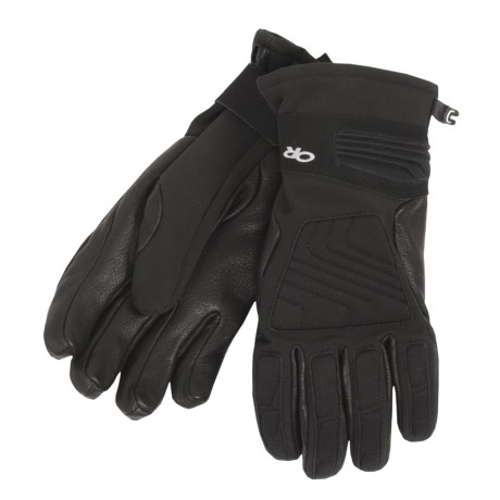 Outdoor Research Motive Gore-Tex® Gloves - Waterproof (For Men and Women)