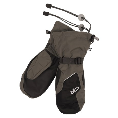 Outdoor Research Meteor Mittens - Waterproof (For Men and Women)