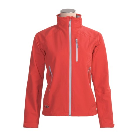Outdoor Research Cirque Jacket - Soft Shell (For Women)