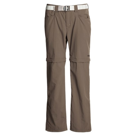 Outdoor Research Solitaire Convertible Pants - UPF 50+ (For Women)