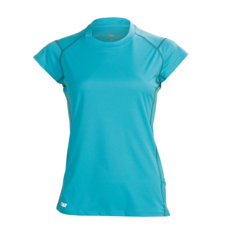 Outdoor Research Echo Shirt - UPF 15, Short Sleeve (For Women)