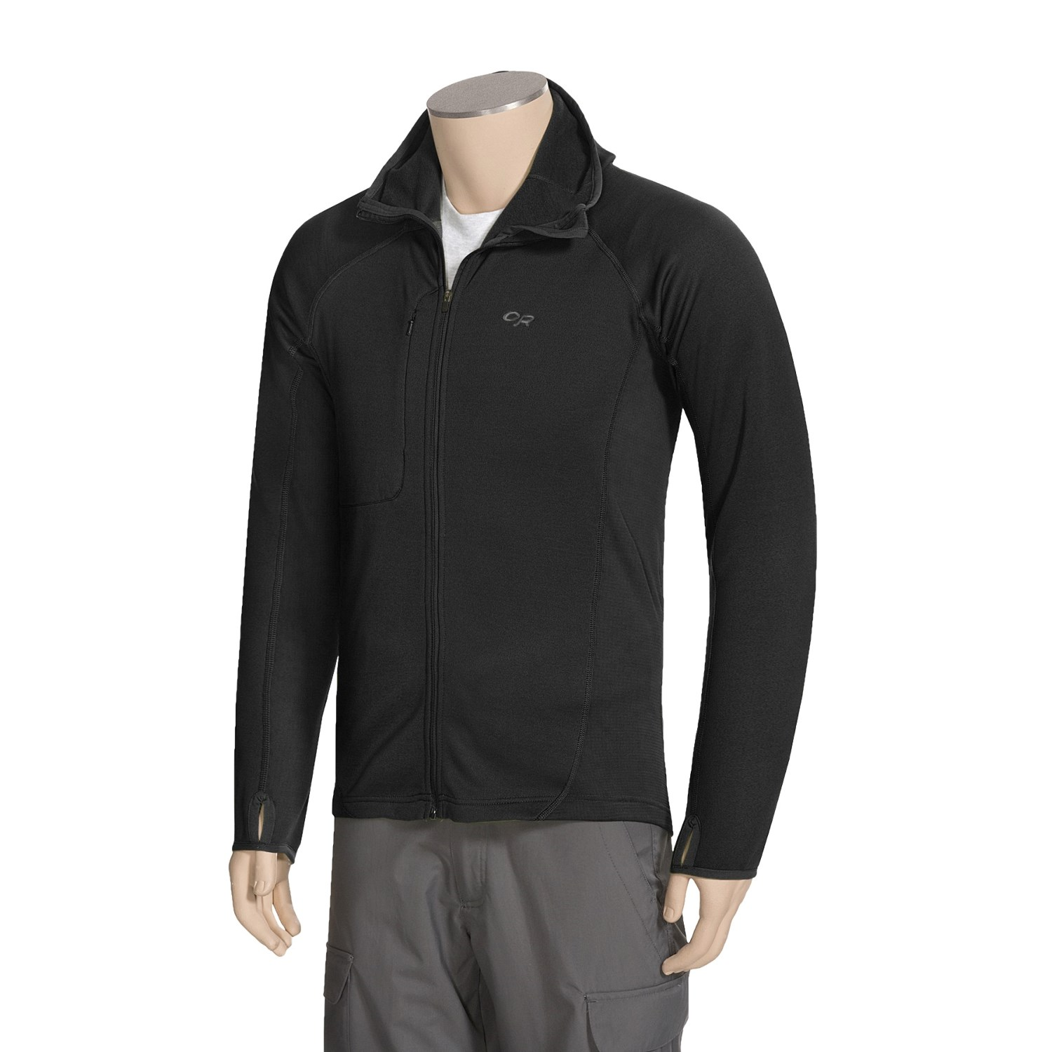 Outdoor research radiant hybrid hoody