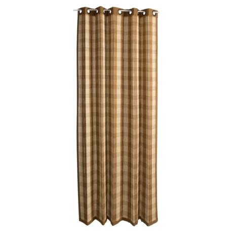"Versailles Bamboo Curtain - 84"", Grommet-Top"
