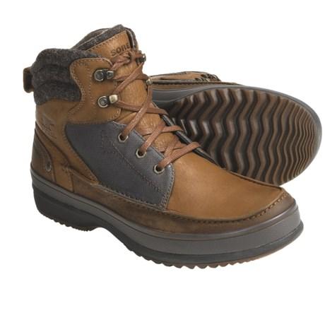 Sorel Kingston Chukka Boots - Waterproof, Leather (For Men)