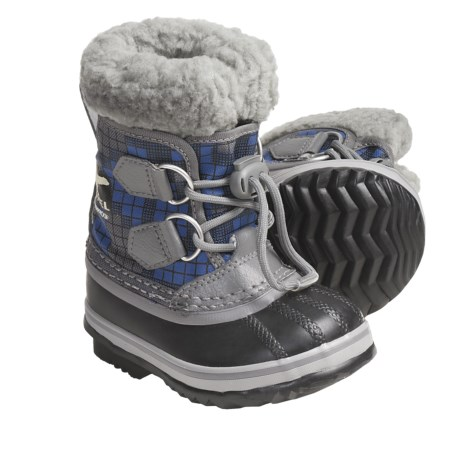 Sorel Yoot Winter Pac Boots (For Toddlers)