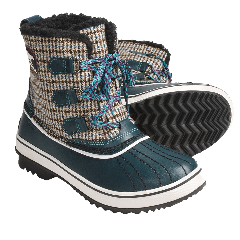 Innovative SOREL Womenu2019s Tivoli II Snow Boots - Bobu0026#39;s Stores