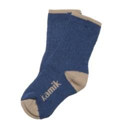Kamik Taos ThermoCool® Socks - Midweight, Crew, Merino Wool (For Boys)