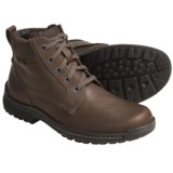ECCO Iron Plain Toe Boots - Oiled Leather (For Men)
