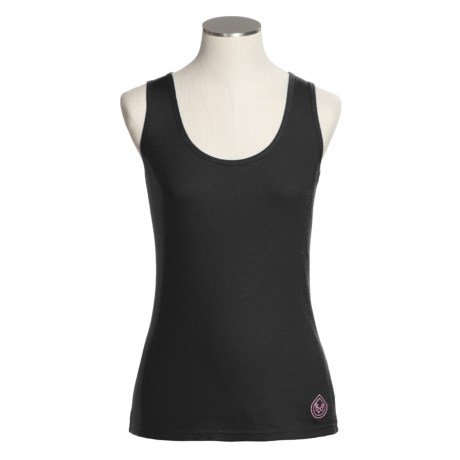 Thriv Ribbed Tank Top - Organic Cotton, UPF 50+ (For Women)