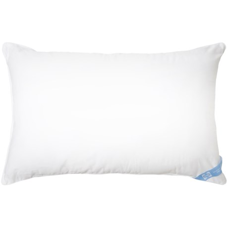 Sealy Moisture-Wicking Bed Pillow - Queen, 300 TC