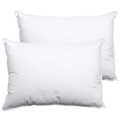 Sealy Allergen Barrier Bed Pillows - Jumbo, 2-Pack