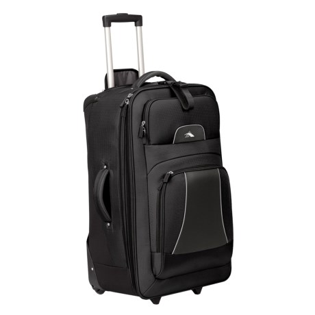 High Sierra Elevate Wheeled Upright Suitcase - 28""