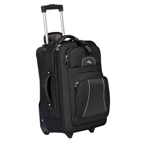 High Sierra Elevate Wheeled Upright Suitcase - 22""