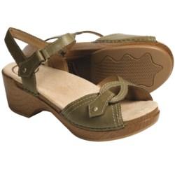 Dansko Sara Sandals - Leather (For Women)