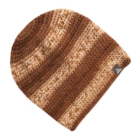 prAna Handknit Beanie Hat (For Men)