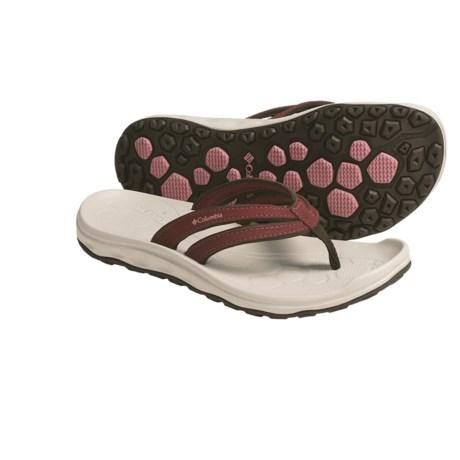 Columbia Sportswear Techsun Thong Sandals - Flip-Flops (For Women)