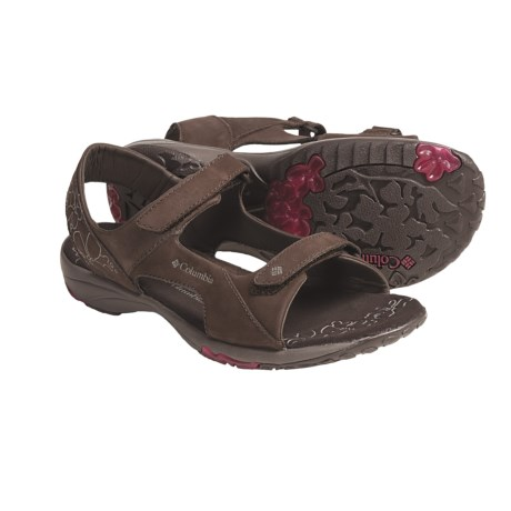 Columbia Sportswear Avo III Sandals - Leather (For Women)