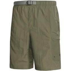 White Sierra Everyday Shorts - UPF 30 (For Men)