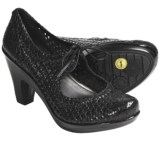 Jambu Bangalore Pumps - Woven Leather (For Women)