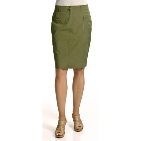 Audrey Talbott Houlihan Trouser Skirt - Microfiber Stretch (For Women)