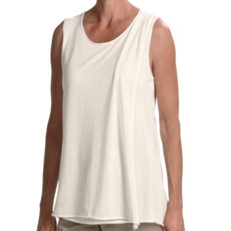 Audrey Talbott Sheila Cotton Knit Shirt - Sleeveless (For Women)