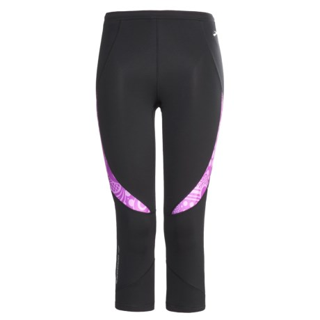Brooks Infiniti Capri Tights (For Women)