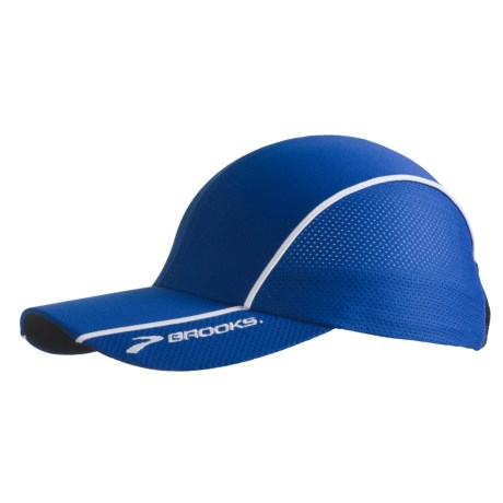 Brooks HVAC Infiniti Mesh Hat (For Men and Women)
