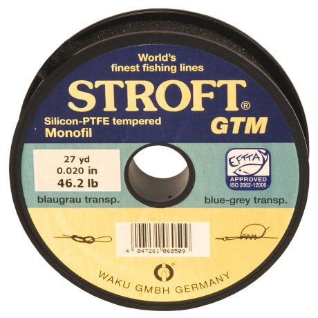 Stroft GTM Game Fish Tippet Material - 25m