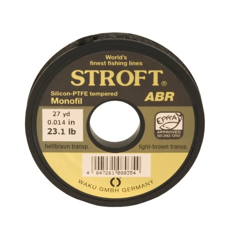 Stroft ABR Game Fish Tippet Material - 25m