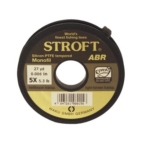 Stroft ABR Tippet Material - 27 yds